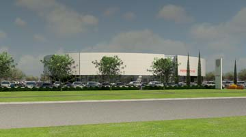 park place to add new porsche dealership in grapevine north texas e news. Black Bedroom Furniture Sets. Home Design Ideas