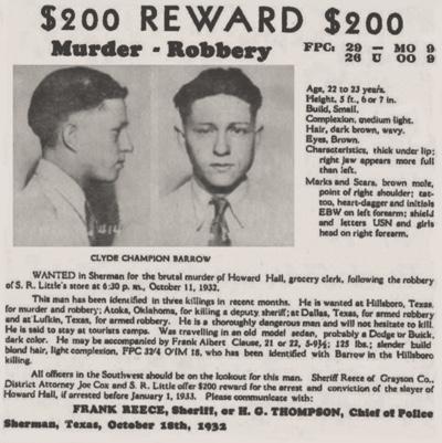 Sherman Tx News >> Red River Scrapbook A Murder In Sherman North Texas E News