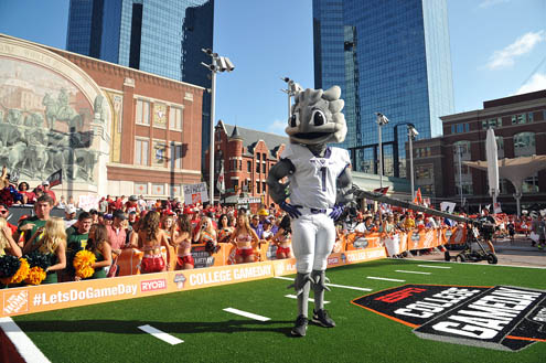 ESPN College GameDay coming back to Fort Worth Aug  31